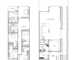 #7 for Change the Layout of a 4 bedroom house by iambigslon