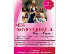 #21 for Pageant Flyer- Need ASAP af MOMODart
