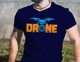#122 for Drone Inspired Shirt Designs by stsohel92