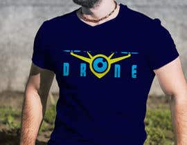 #101 for Drone Inspired Shirt Designs by hseshamim9