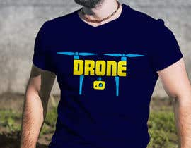 #102 for Drone Inspired Shirt Designs by hseshamim9