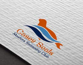 #24 untuk Refresh the logo of a masters swimming club -- 2 oleh Dickson2812