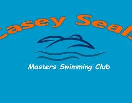 #42 for Refresh the logo of a masters swimming club -- 2 by milonartgallery