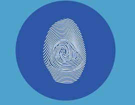 #46 untuk I want you to add the shape of coffee bean to the original fingerprint photo.. so I expect a curved line in the middle of the fingerprint . Please keep the multicolors as it is oleh RainbowD