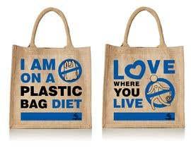 Nro 47 kilpailuun Two Hemp Shopping Bag Designs käyttäjältä imperartor