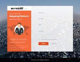 Nro 37 kilpailuun Website Login Page Design käyttäjältä jitp