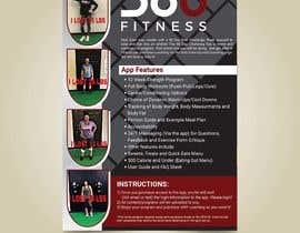 #4 for Fitness Flyer by deepakshan