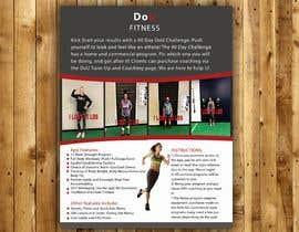 #26 for Fitness Flyer by ruramsengrang