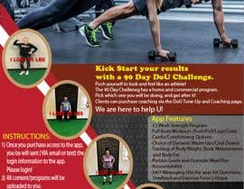 #28 for Fitness Flyer by Shashin2002