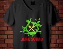 #136 untuk Jerk Squad Logo oleh bala121488