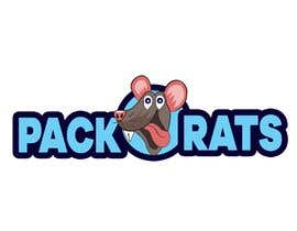 #60 for Logo for company called Pack Rats af faisalinfo