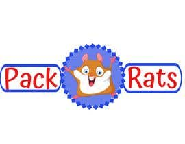 #89 for Logo for company called Pack Rats af khadizahoqueroc4
