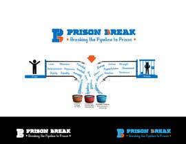 nº 9 pour Prison Break Logo par saifsg420