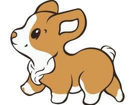 #21 for Cartoon corgi dog design af imranmn