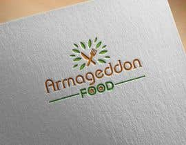 #115 for ARMAGEDDON Logo / Signage design contest by munsurrohman52