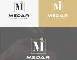 #356 pentru Medar Investment L.L.C Logo, Business Card and Letter Head de către NAHAR360