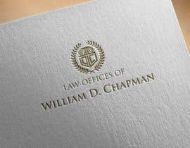 #16 para Logo Design for the Law Offices of William D. Chapman por kdmak