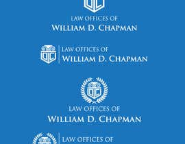 #37 para Logo Design for the Law Offices of William D. Chapman por kdmak