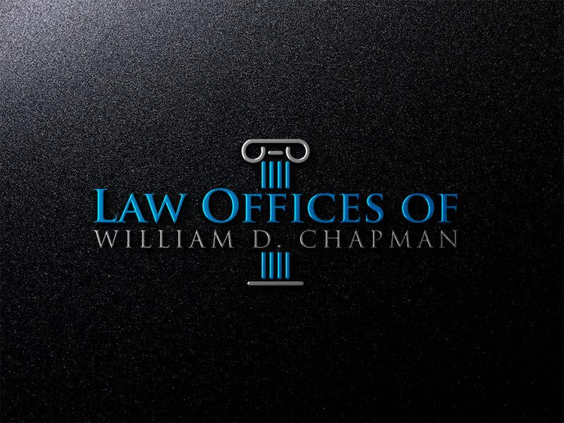 Konkurrenceindlæg #40 for Logo Design for the Law Offices of William D. Chapman