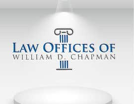 #41 para Logo Design for the Law Offices of William D. Chapman por anamikasaha512