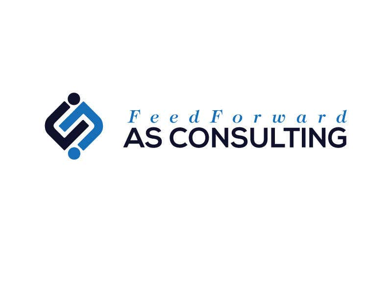 """Contest Entry #107 for Logo design for my small company, """"FeedForward AS CONSULTING""""."""
