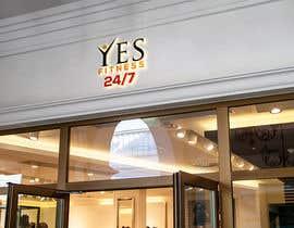 nº 132 pour Design a logo for gym called Yes Fitness par casignart