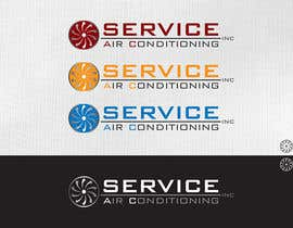 #12 para Logo Design for AC Company por IIDoberManII
