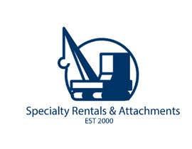 #103 for Specialty Rentals & Attachment Logo by Attariak