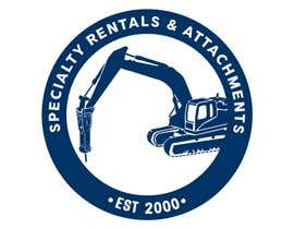 #84 for Specialty Rentals & Attachment Logo by Dineshdsnr