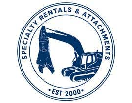 #101 for Specialty Rentals & Attachment Logo by Dineshdsnr