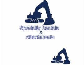 #102 for Specialty Rentals & Attachment Logo by usmansharif362