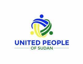 Nro 82 kilpailuun LOGO FOR UNITED PEOPLE OF SUDAN käyttäjältä thulir