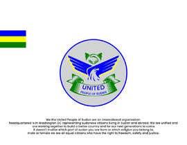 Nro 41 kilpailuun LOGO FOR UNITED PEOPLE OF SUDAN käyttäjältä rehannageen