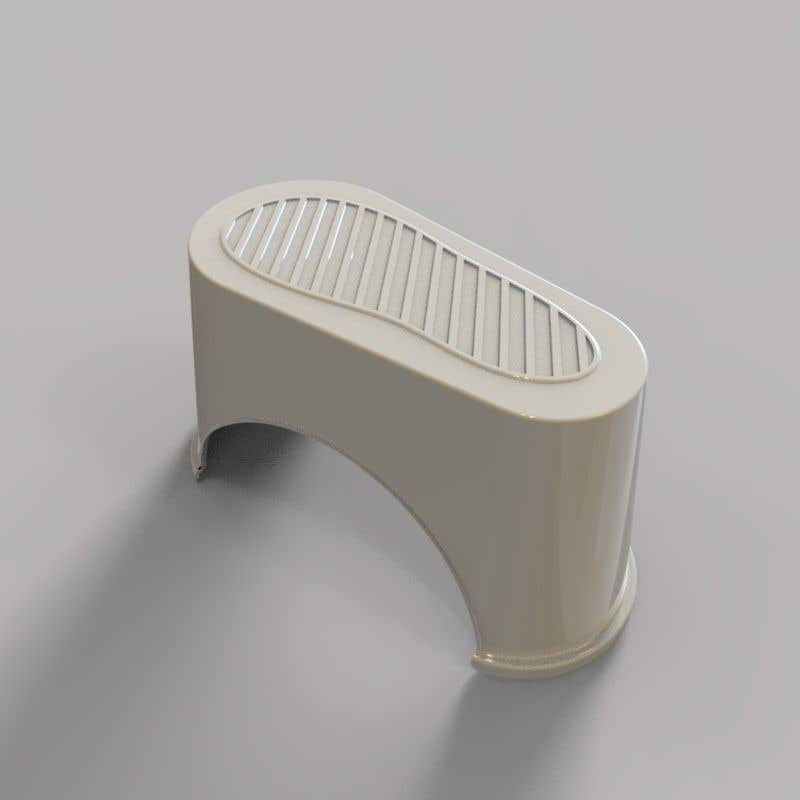 """Intrarea #29 pentru concursul """"Design a product and provide a 3D rendering and STL file for 3D printing"""""""