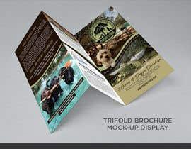 #36 untuk New Brochure with our New Logo! oleh marATTACKs
