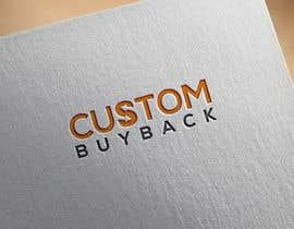 nº 112 pour Logo for Buyback Company par shoheda50
