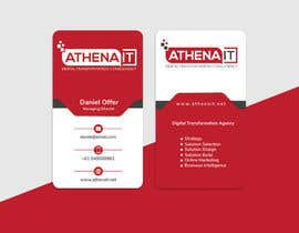 shemulpaul tarafından Create a Business Card for Digital Transformation Agency için no 217