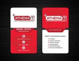 Designopinion tarafından Create a Business Card for Digital Transformation Agency için no 152