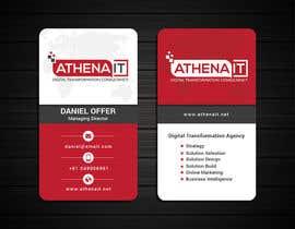Designopinion tarafından Create a Business Card for Digital Transformation Agency için no 154