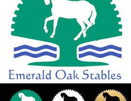 nº 20 pour Design a Logo for Horse Farm par andrijapajic