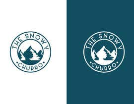 #32 for The Snowy Churro Logo by bambi90design