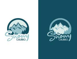 #33 for The Snowy Churro Logo by bambi90design