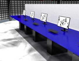 nº 20 pour Design a Digital Visually Immersive Stage for an eSports Auditorium par PedroLuger