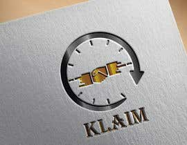 #6 for I need my current logo for Klaim refreshed with a modern look (see example attached). Must retain gold and silver colour by nerweenm