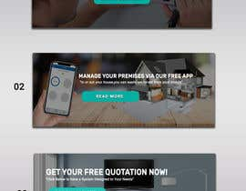 #32 untuk I need 3 eye-catching banners designed for my security website oleh shorna99