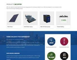 #18 for Have you built a Solar Website in the past ? I would like to hire a Website Developer / Designer by dowitharaigen