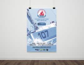 Nro 12 kilpailuun Create a boat race poster käyttäjältä onyxstudioz23