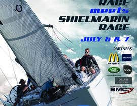 Nro 15 kilpailuun Create a boat race poster käyttäjältä Badraddauza