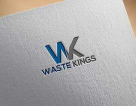 #5 untuk Need a logo for a waste managemnt/junk removal company called 'Waste Kings'. Some competitors include 1800 got junk and junk king. - 20/02/2019 16:10 EST oleh heisismailhossai