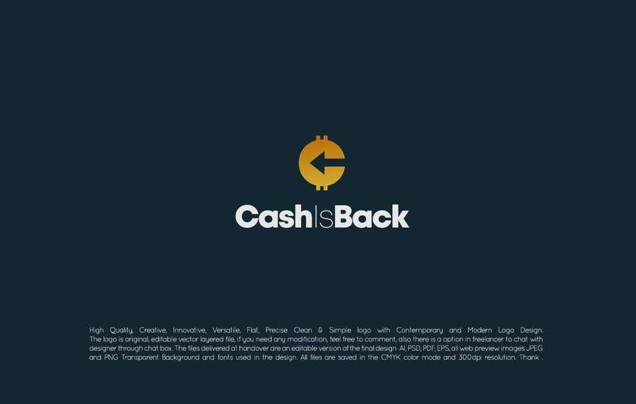 Proposition n°8 du concours Logo Design for website CashIsBack.pl (Cash is Back)